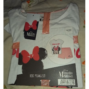 Piżamka Disney  dla dziewczynki