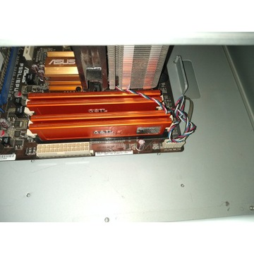Pamięć GEIL DDR2 4GB (2x2GB) 800MHz Ultra Dual