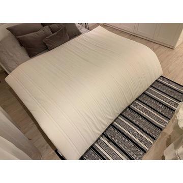 TUDDAL Cienki materac / biała 160x200 cm