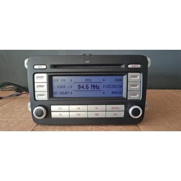 Vw Caddy Touran Rcd300 Radio Cd Mp3  1K0 035 186AD