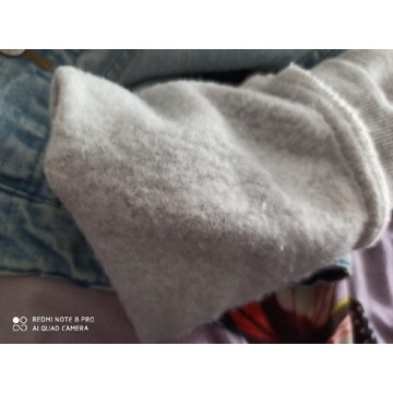 Kurtka bluza jeans 146