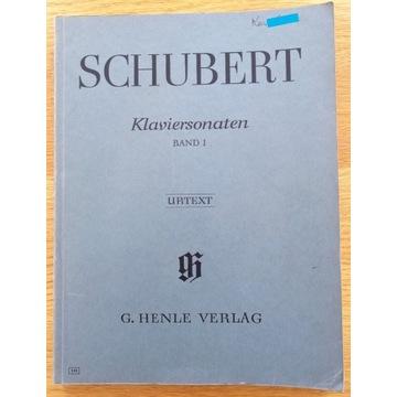 "SCHUBERT ""Klaviersonaten"" Band I"