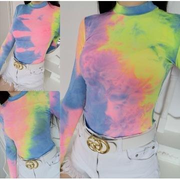 Body NEON multicolor XS/S fluo