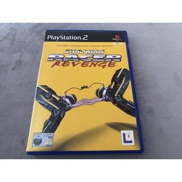 Star Wars Racer Revenge PS2