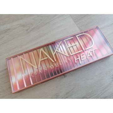 Urban Decay Naked Heat paleta cieni