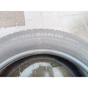 Nokian zimowe FlatRun 245/50R18