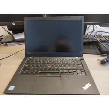 ThinkPad L480 i5 8250U, 16GB ram, 250GB nvme