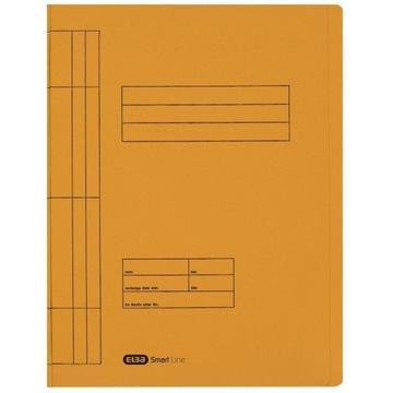 Skoroszyt kartonowy A4 ELBA żółty 100090778-100szt