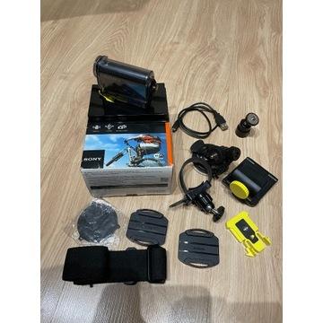kamera sport SONY HDR-AS20 ACTIONCAM wodoodporna