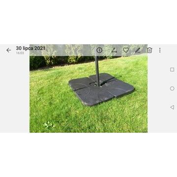 Porządny stojak na parasol ogrodowy