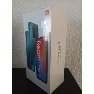 Xiaomi Redmi Note 9 4+128 (szary)