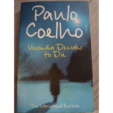 Paulo Coelho Veronika decides to die po angielsku