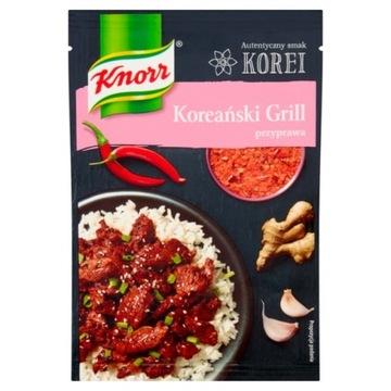 Knorr Przyprawa koreański grill 15 g