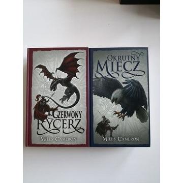 Miles Cameron - Czerwony rycerz i Okrutny Miecz