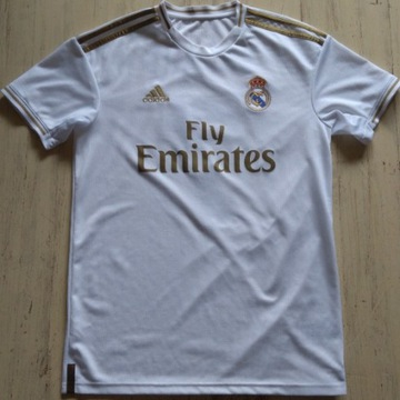 Koszulka Real Madryt sezon 2019/20 Eden Hazard M