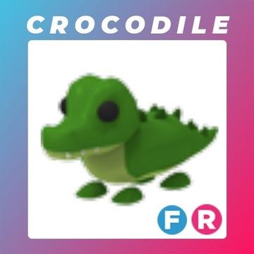 Roblox Adopt Me Crocodile FR