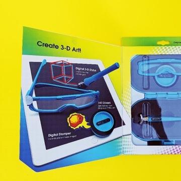 Griffin Crayola rysowanie 3D iPad DigiTools pack