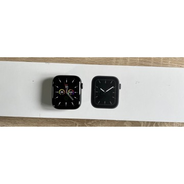 Apple Watch 5 44mm Space Gray GPS + LTE CELLULAR