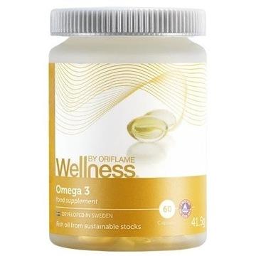 Omega 3 60 kapsułek