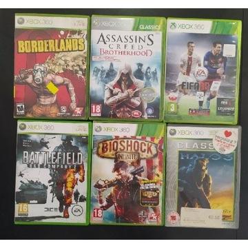 Zestaw gier Xbox 360