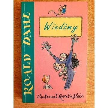 Wiedźmy - Roald Dahl