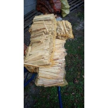 Drewno rozpalkowe suche 15kg