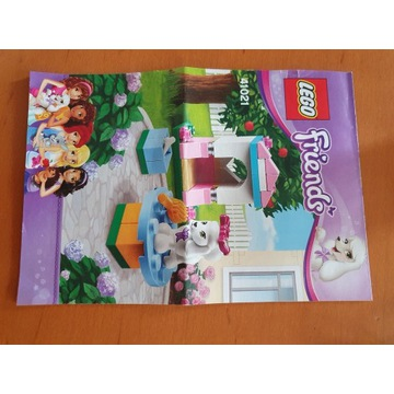 LEGO FRIENDS 41021 - PAŁACYK PUDLA