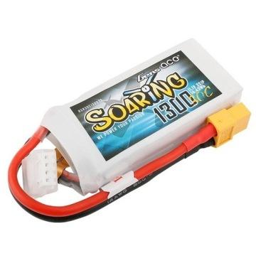 Akumulator Gens Ace Soaring 1300mAh 11.1V 30C 3S1P
