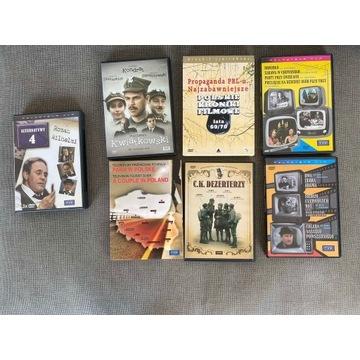 Alternatywy 4 na DVD + 6 innych DVD - stan idealny
