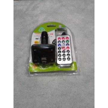 Transmiter do auta FM na USB