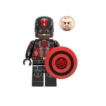 Lego Kapitan Ameryka Agent Hydra Figurka