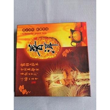 Herbata chińska prasowana