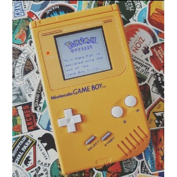 GameBoy DMG Classic z ekranem IPS #markowe_czesci