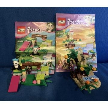 Lego friends zwierzaki
