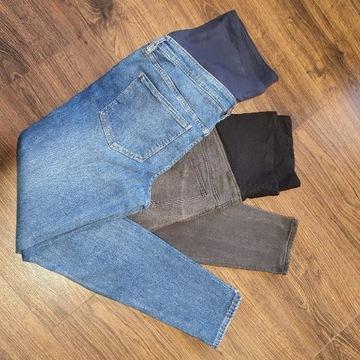 Spodnie ciążowe H&M na gwarancji