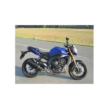 Yamaha FZ8N 2011r na czesci cala speawna