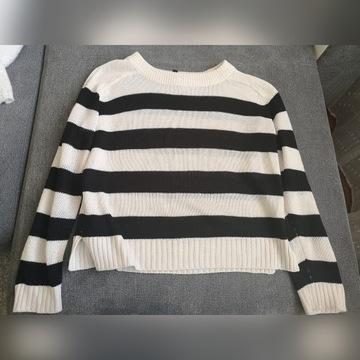 Sweter hm  XS paski 34