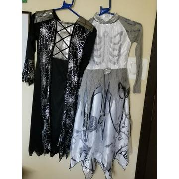 Stroje kostiumowe dla dziewczynek 9-10 lat 135-140