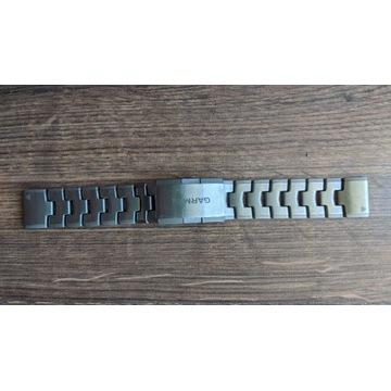 Garmin Tytanowa bransoleta Quickfit 22mm Fenix 5 6