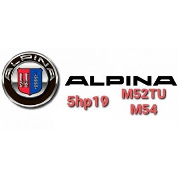 Sterownik BMW Alpina B3S do M52TU, M54 do E39, E46