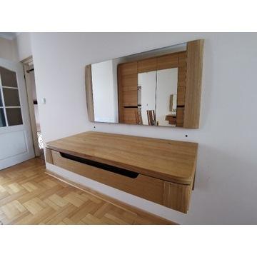 Toaletka z lustrem Paged 110x50 cm do powieszenia