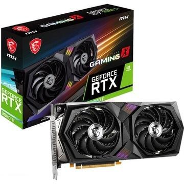 MSI GeForce RTX 3060 Ti GamingX 8GB