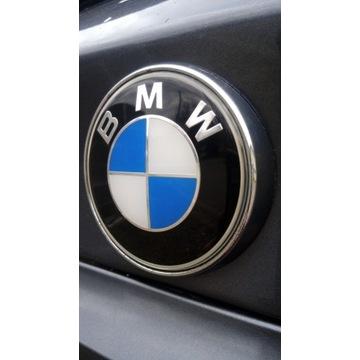 Znaczek emblemat logo bmw e46 touring kombi klapa