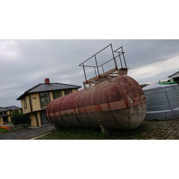 Zbiornik gazu Propan