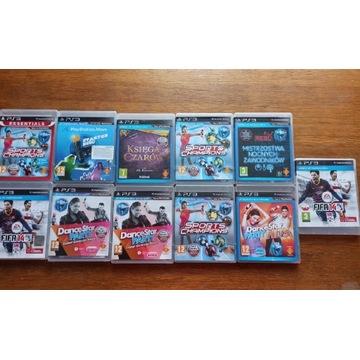 Zestaw gier PlayStation 3