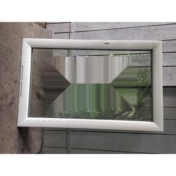 Okno PCV jedno skrzydło bez ościeżnicy 3 szyby