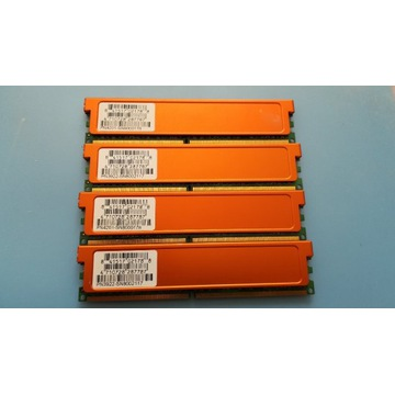 Pamięć RAM 4x1GB GAIL PC2-8500 ddr2