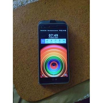 LG X Power telefon, etui, szkło ochronne.