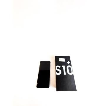 SAMSUNG GALAXY S10+ SM-G975F/DS 128GB white