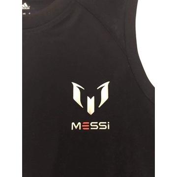 Koszulka Addidas, z logo Messi 152/158